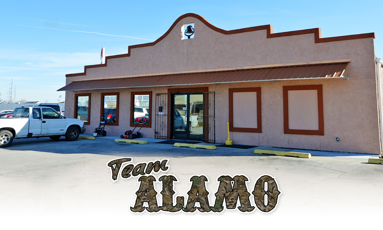 Join Our Team at Alamo Pawn Shop